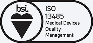 BSI ISO13485 logo